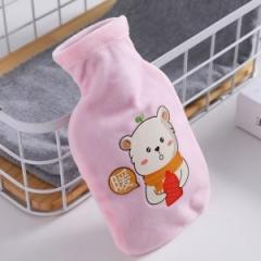 布套热水袋种草熊浅粉(200个/箱)个 浅粉 见详情