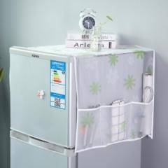 布艺冰箱防尘罩(200个/箱)个 绿芙蓉 130x55cm