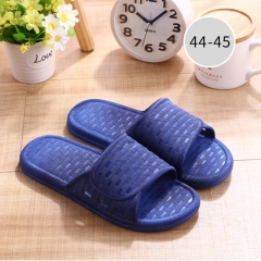 韩系居家凉拖鞋 绑带款-大码 60个/箱 深蓝 42.43