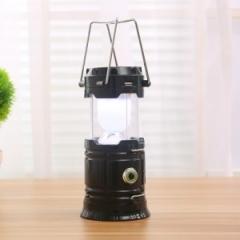 超亮LED太阳能灯 露营灯马灯应急灯混色 72/箱