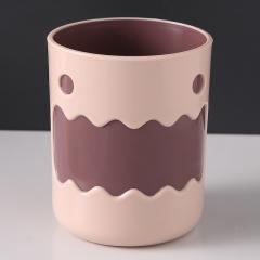 小怪兽洗漱杯   150个/箱 粉+紫 见详情