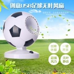 创意足球造型无叶风扇 36PCS