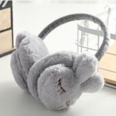 卡通兔子耳罩 300/箱 灰色 见详情