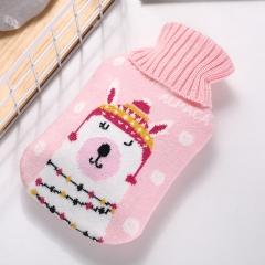 布套热水袋R-91016 -120个/箱 粉色 见详情