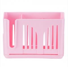 可悬挂式多用筷子笼 48个/箱 粉色 20.5*15*9cm