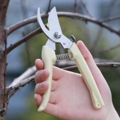 园林不锈钢修枝剪树枝剪果树弯刀 款式1 弯头