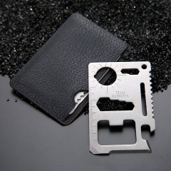 多功能军刀卡/手机支架 黑色 1000/箱