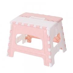 便携折叠板凳 儿童塑料手提凳-60/件 北欧粉 如详情页