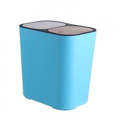 家用分类垃圾桶 青绿 见详情