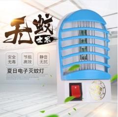 电子灭蚊灯 捕蚊克星 240/箱 蓝色 6.5*12*6cm