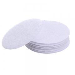 圆形 沙发坐垫固定器 防滑垫-5个装 白色5片装 6*6cm