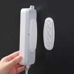 贴壁挂式强力排插固定器无痕贴 200/箱 如图所示 4*10cm