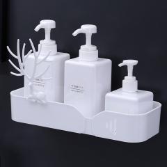 浴室置物架小鹿 白色 见详情