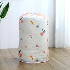 秒杀 束口棉被袋  100个/箱 水果橙 约43*82cm