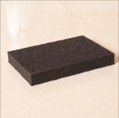 金刚砂神奇魔力海绵擦 除铁锈海绵-小号黑色 600个/箱 黑色 小号