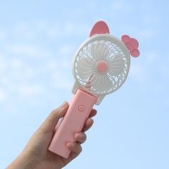 手持迷你风扇Q8 /120/件 粉色 如图