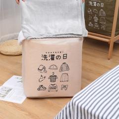 日文巨无霸收纳袋棉被袋50/袋 卡其色 见详情