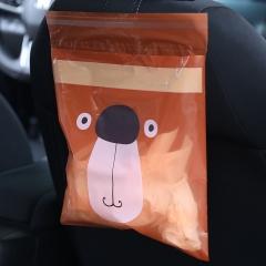 车载垃圾袋  15个/袋  270袋/箱 棕熊 见详情