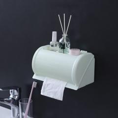 多功能防水浴室纸巾盒北欧绿   60个/箱