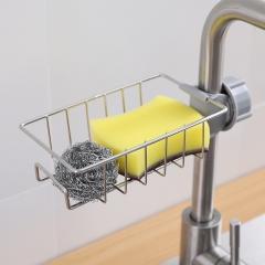 水龙头置物架 水槽收纳架-不锈钢银色100/件