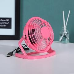 USB塑料4寸迷你小风扇   60/箱 粉色 见详情